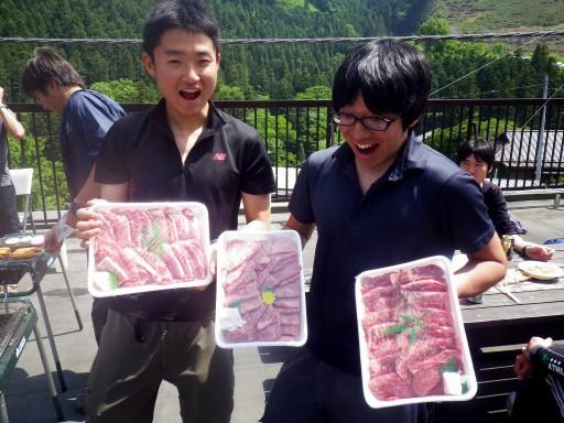 神戸牛&松坂牛の豪華BBQ!!