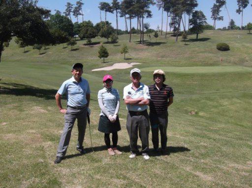 第四組、寺光さん、剣持さん、長友さん夫妻