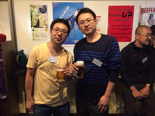 53代山澤さんと50代徐さん