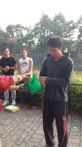 個人優勝は2年小濱君!圧倒的な走りでした