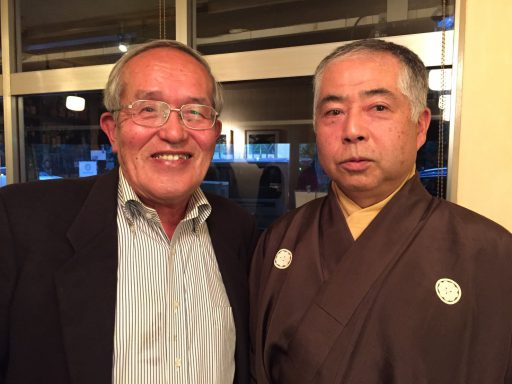 14代福島さんと倉品さん